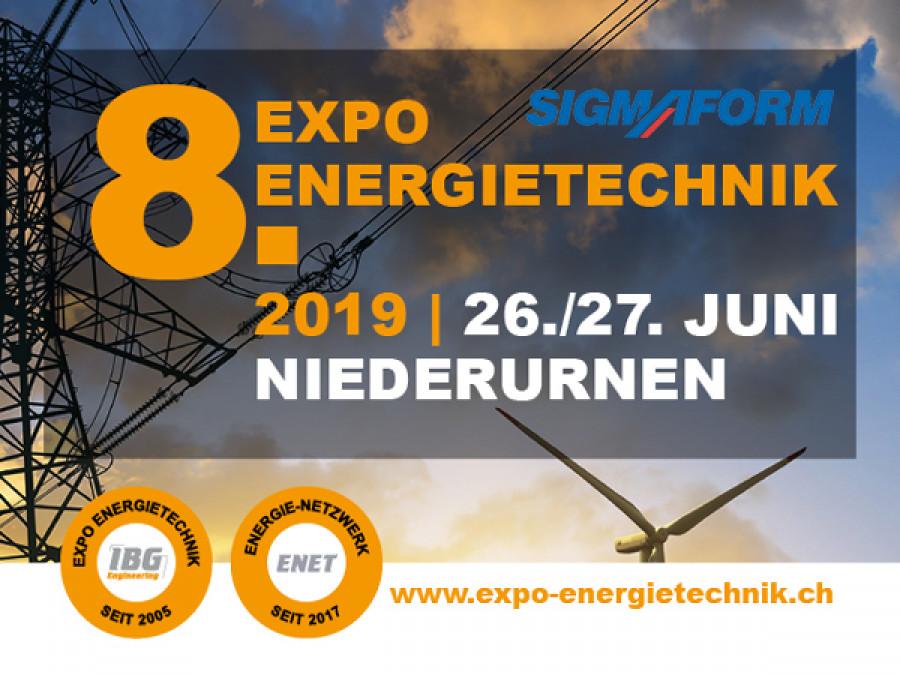 8. EXPO Energietechnik 2019, Niederurnen